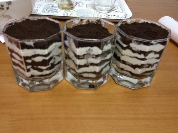yuweicici做的奥利奥木糠蛋糕的做法