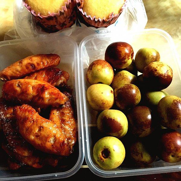 ZWL4的给孩子秋游准备的食物做法的学习成果