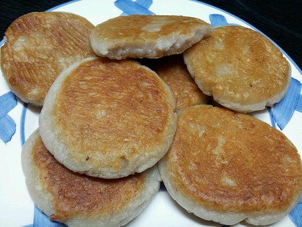 黄金芋饼的做法