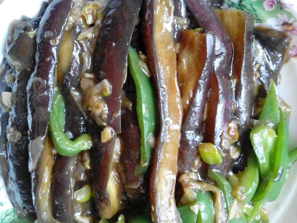 蒸出来的美味-鱼香蒸茄子的做法