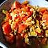 无油无糖)番茄鸡蛋盖饭(低卡版)