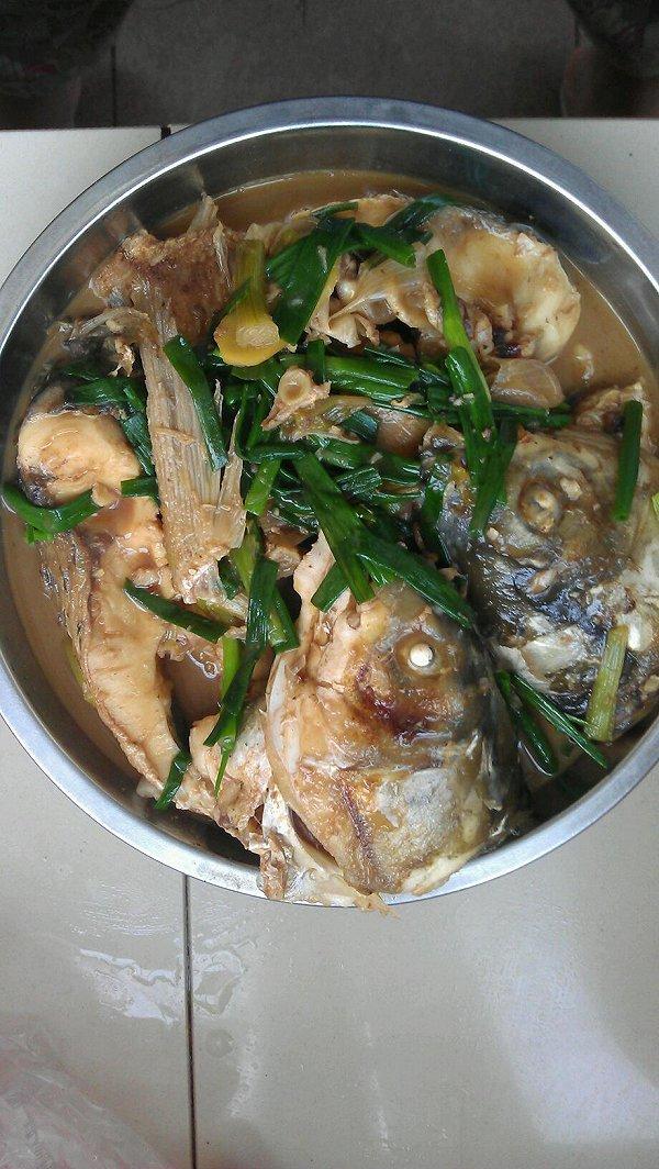 博博仔的红烧鱼块做法的学习成果照 豆果美食