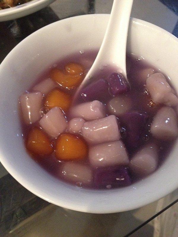 茉莉香-做的芋圆,各种芋圆的做法