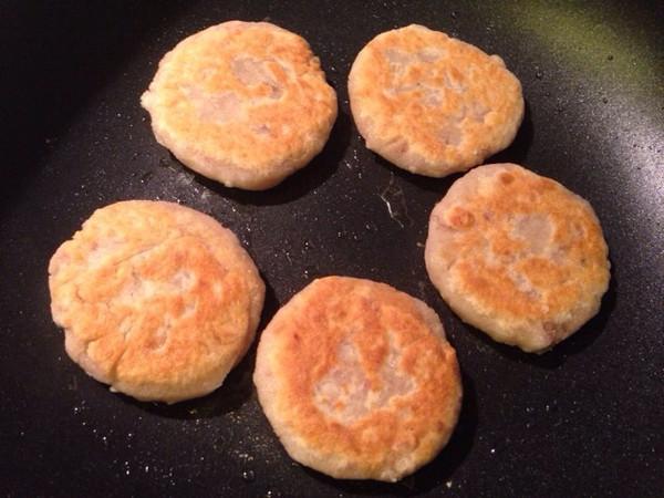 香煎芋头饼的做法