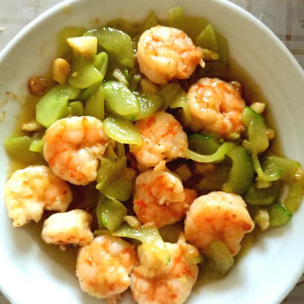 我个名是麦兜兜的美食炒虾仁做法的v美食黄瓜照博洛尼亚的成果图片