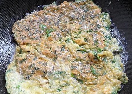 香椿炒鸡蛋的做法