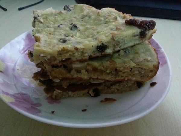 电饭煲第二弹!无糖巨容易香蕉椰丝蛋糕的做法