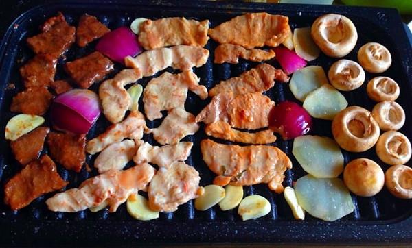 趣趣吃做的韩式烤肉的做法