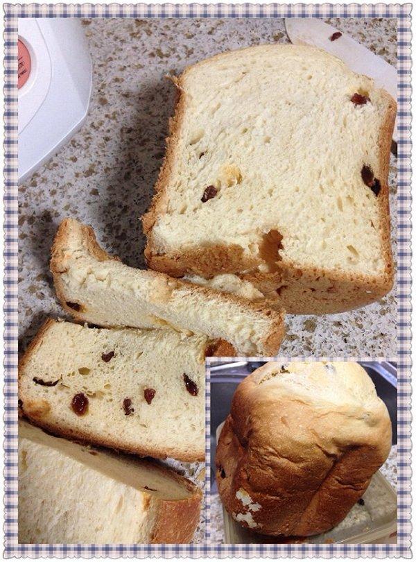 面包机做面包的做法
