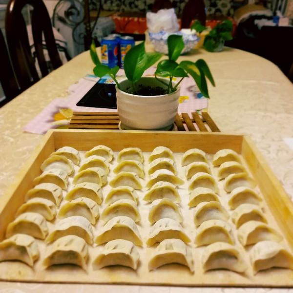 周末水饺的做法