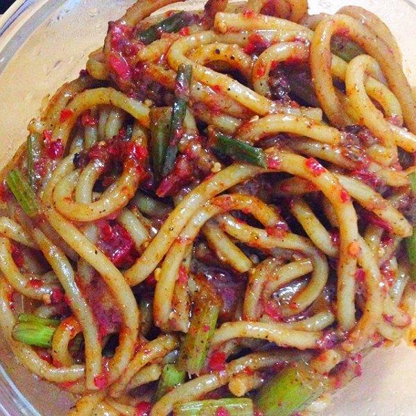 别家小孩儿的新疆炒米粉做法的学习成果照_豆果美食