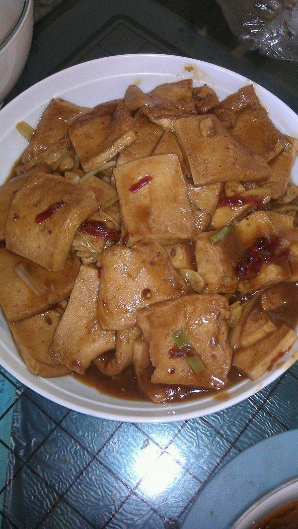 千叶豆腐的做法