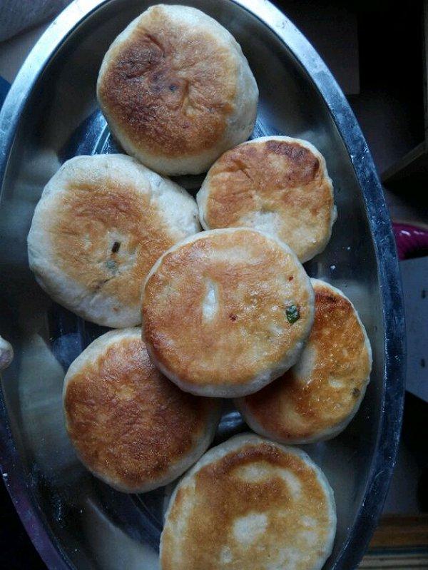 岩岩熙熙的香煎饼做法的学习成果照