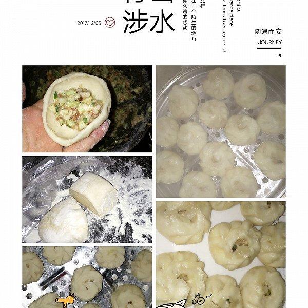 猪肉香菇小笼包菜籽油颜色黑油烟大图片