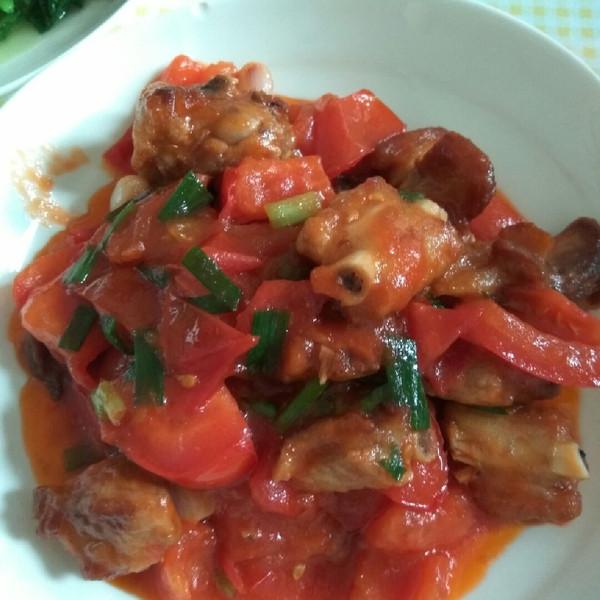 西红柿排骨 家味 是记忆中的美食