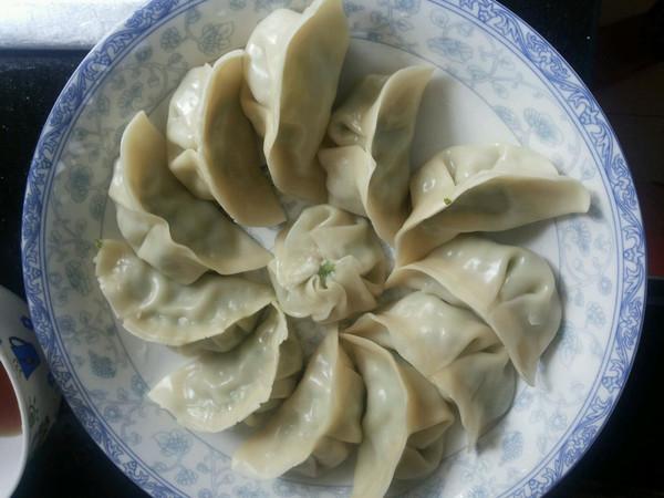 芹菜饺子的做法