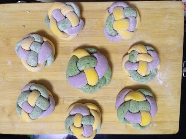 绣球幼儿制作步骤
