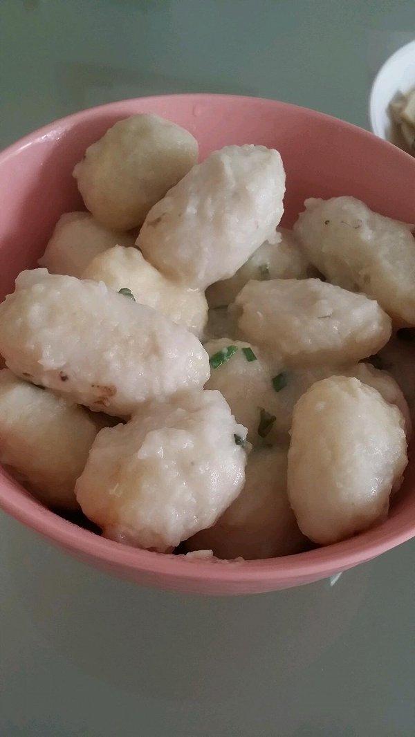 简简单单好味道--葱油芋艿的做法