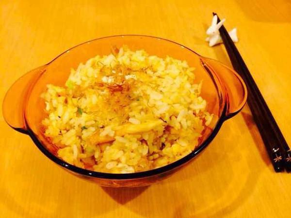 古早味蛋炒饭的做法