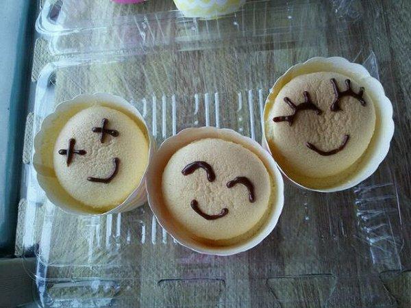 做些小蛋糕给小老虎幼儿园的小盆友一起分享.