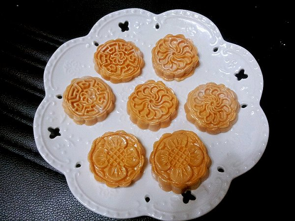 饮食饼的创意高雅边框