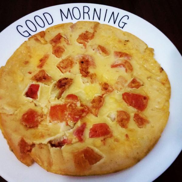 高小耶耶耶耶耶的西红柿鸡蛋饼做法的学习成果