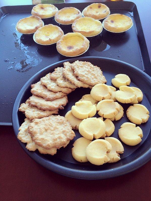nene鱼儿的甜品做法的学习成果照