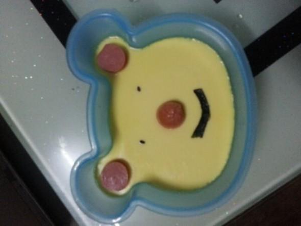 伶子关做的小猪蛋羹的做法_豆果美食
