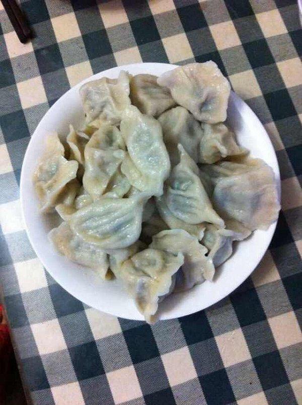 西葫芦鸡蛋虾皮饺子的做法