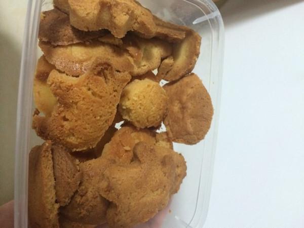 ety做的黄油饼干曲奇简单不好看但是绝对的好吃的做法 豆果美食