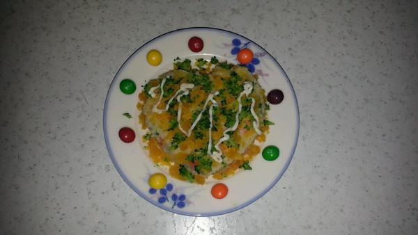 土豆沙律的做法