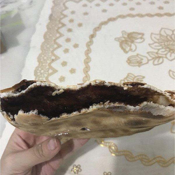 红糖空心烧饼的做法