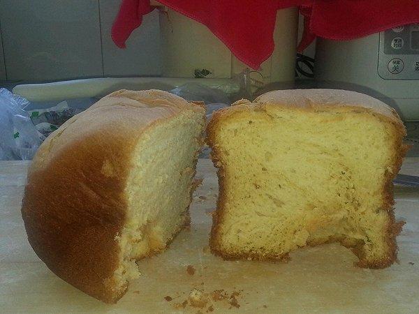 面包机版白吐司的做法