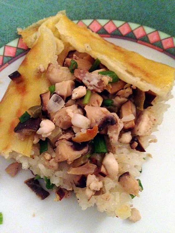 Poupou的三鲜豆皮做法的学习成果照 豆果美食