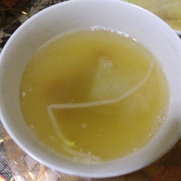 夜雨646的一碗汤做法的学习成果照