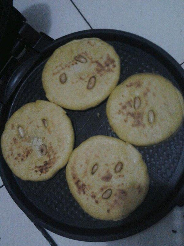 无花果黑糖粗粮饼干 的做法