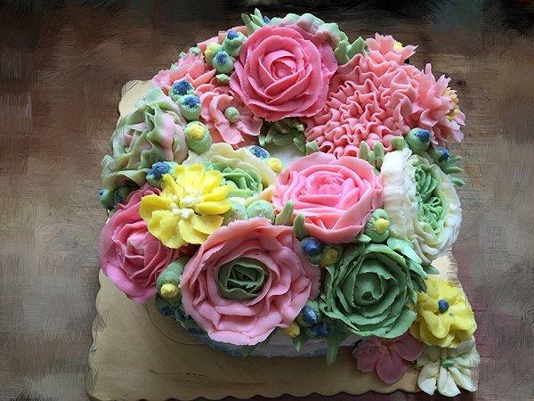 杯子蛋糕做法的学习成果