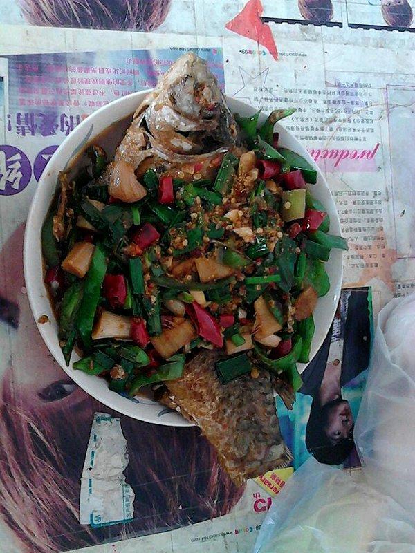 爱吃的 懒猫的红烧鱼做法的学习成果照 豆果美食