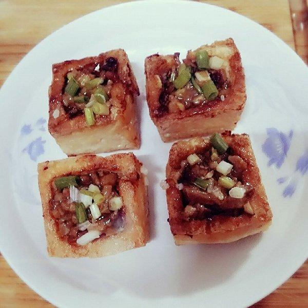 金玉满堂31的客家酿豆腐做法的学习成果照_豆果美食