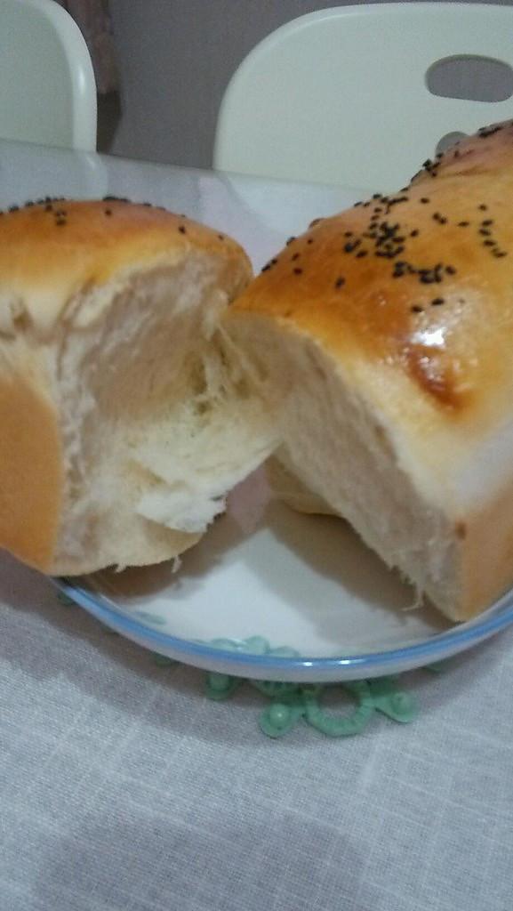白面包的做法