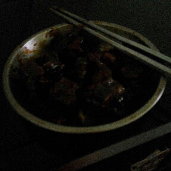 颠颠dd的无锡糖醋年糕-绝对的菜谱做法排骨的私房烧不熟图片