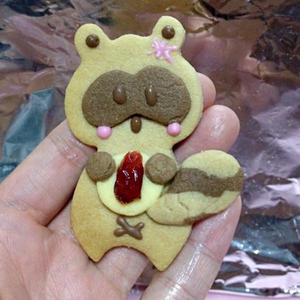 小松鼠饼干