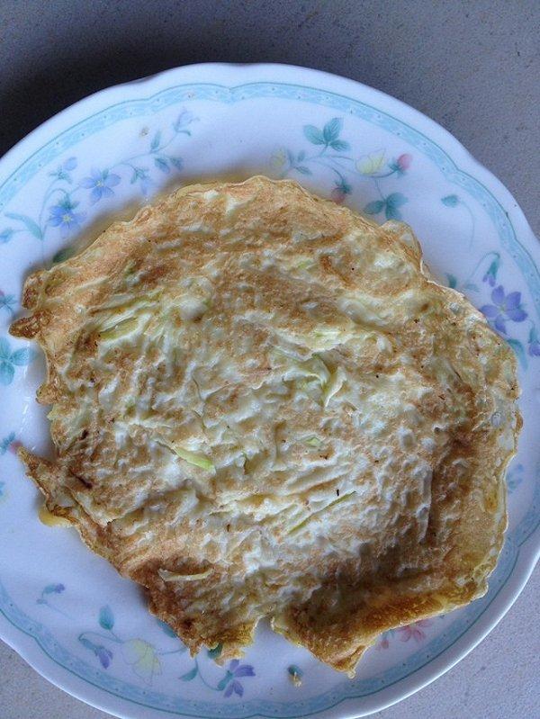 西葫芦小煎饼的做法