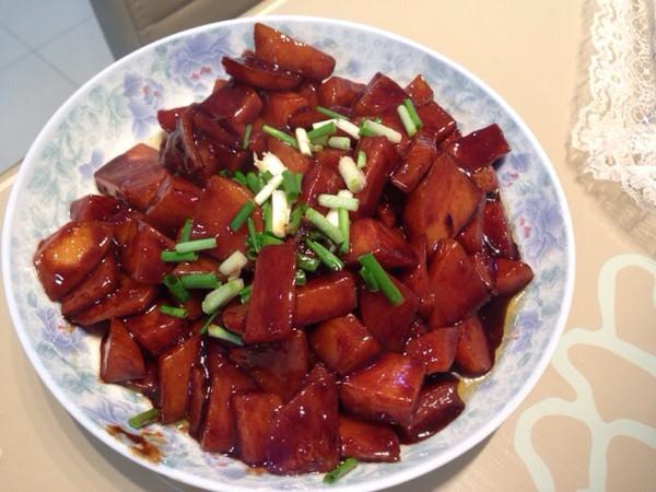 红烧土豆的做法