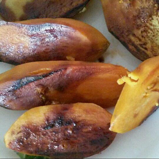 木木夕子2的煮红薯做法的学习成果照