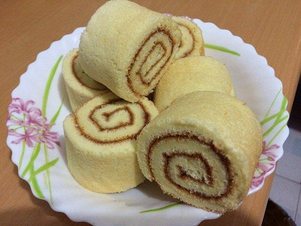 酸奶戚风蛋糕卷#十二道锋味复刻#的做法