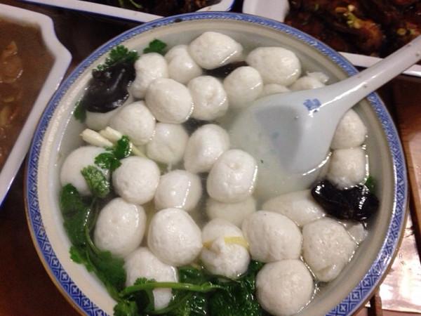 温州鱼圆汤