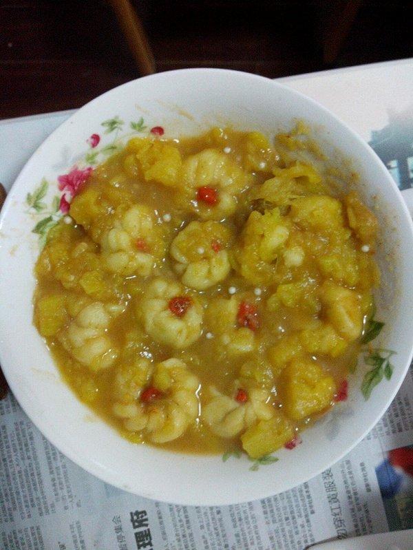 南瓜疙瘩汤的做法