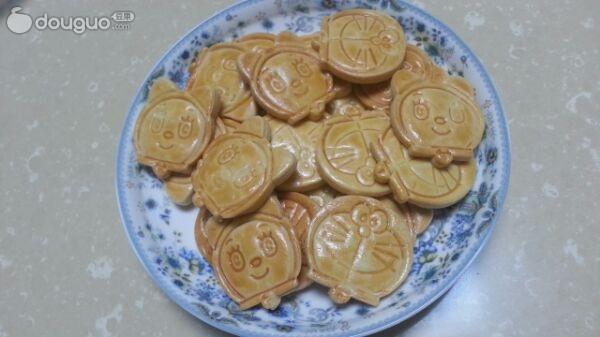 可爱的动物造型小饼干