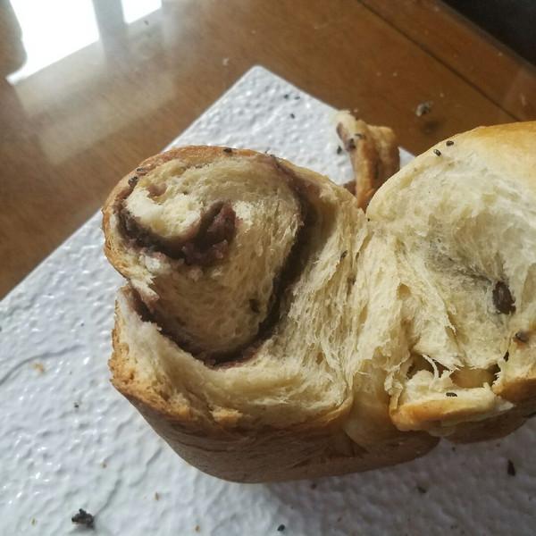 M的#东菱DL-4706W云食谱面包机#蜜豆毛豆做牛奶能和面包一起吃吗图片